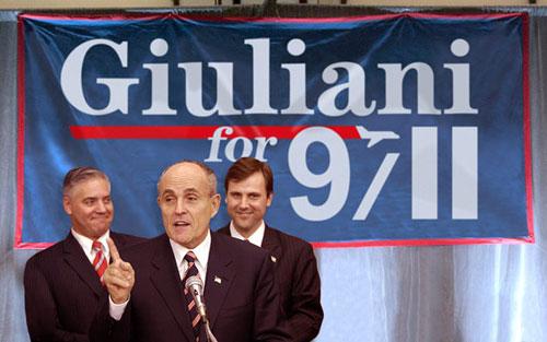 Giuliana for 9/11!