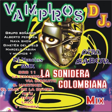 LA SONIDERA COLOMBIANA ORTO SABOR VAM. DJ