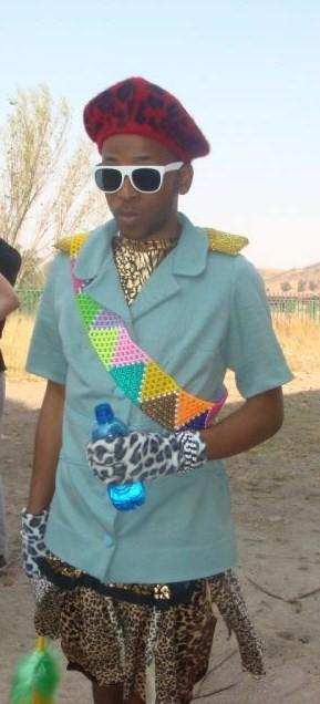 spoek real african style