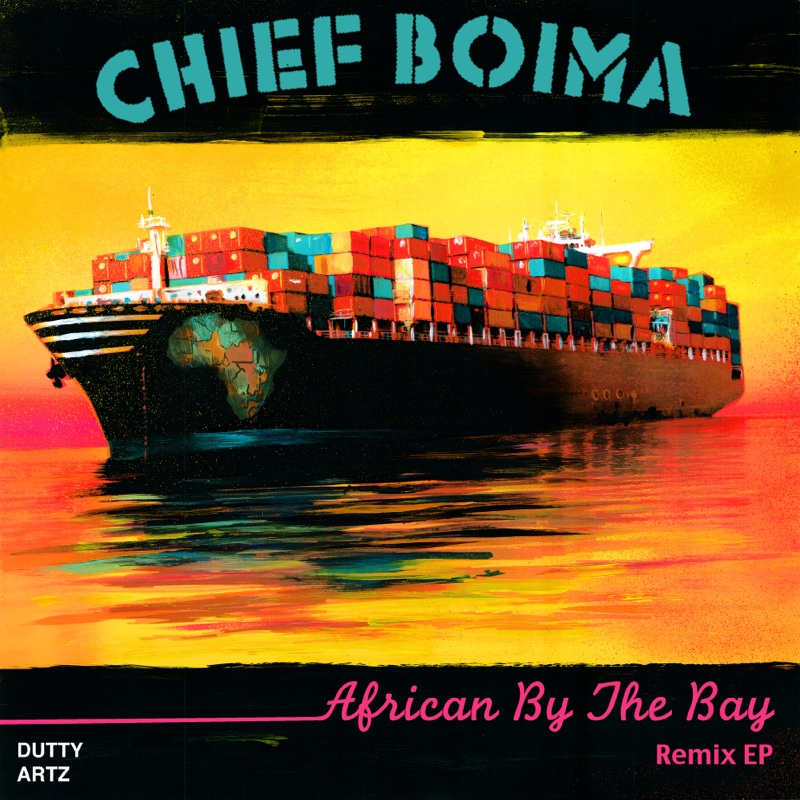 Finally!! Boima - African by the Bay