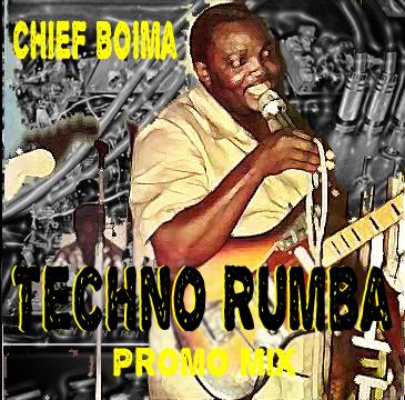 Techno Rumba promo mix
