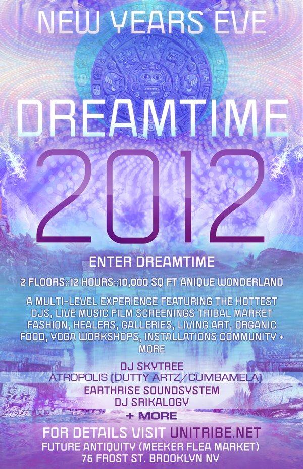 DreamTime 2012