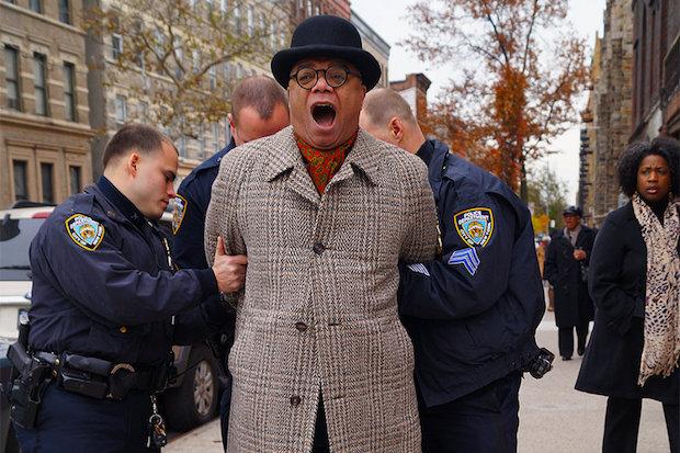 Historian Arrested